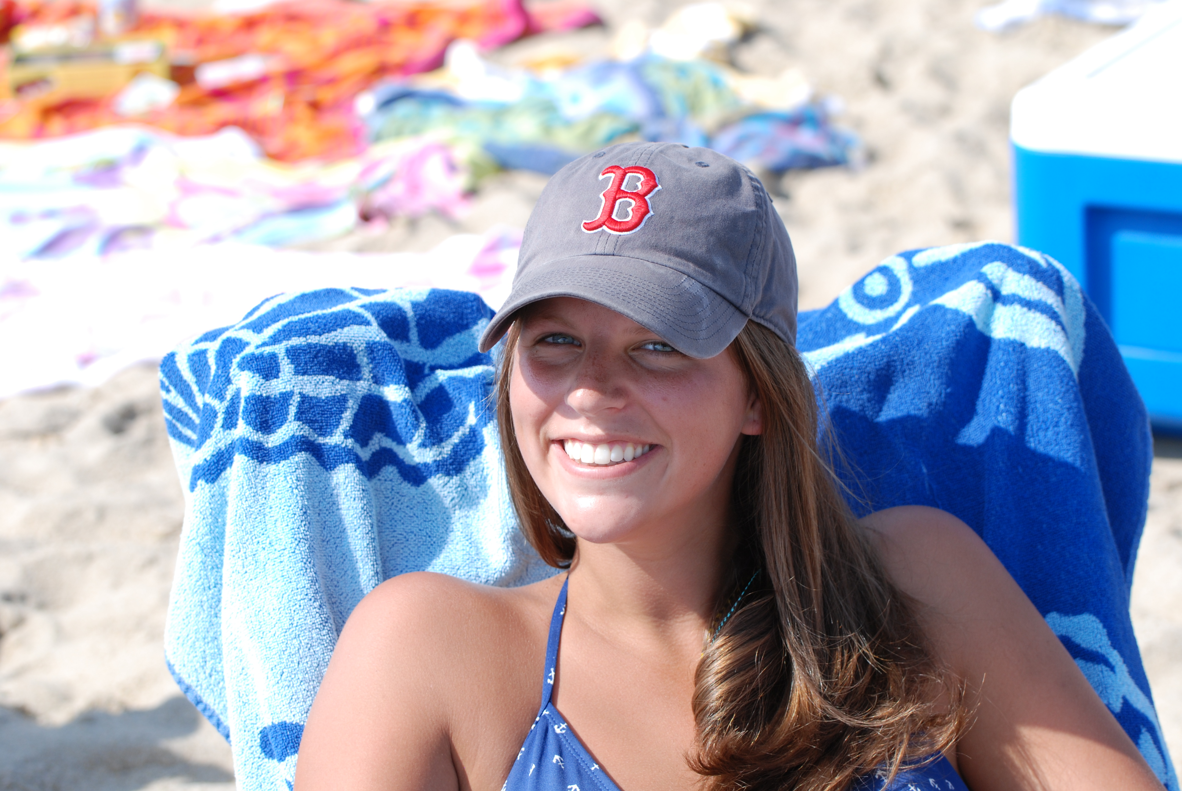 nantucket beach headshot