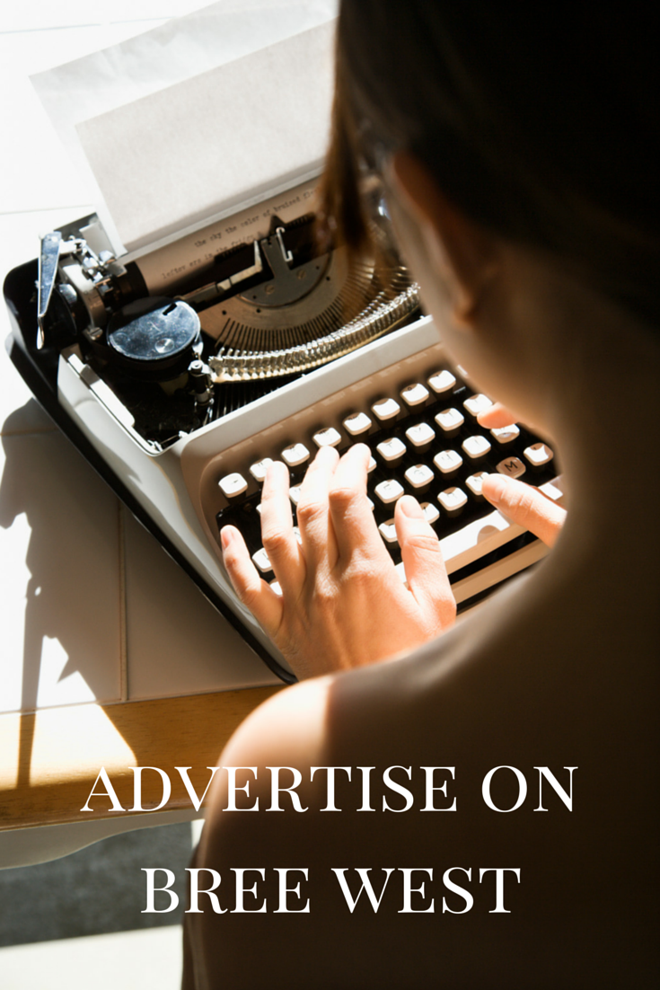 advertise on bree west