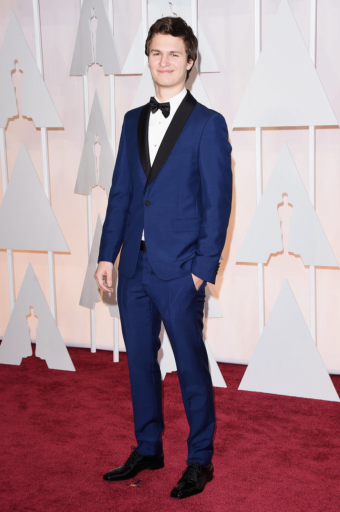 Red Carpet Roundup Ansel Elgort