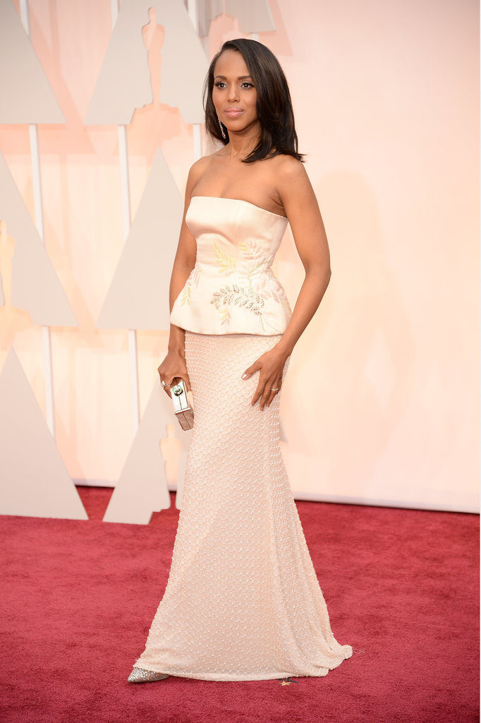 Red Carpet Roundup Kerry Washington