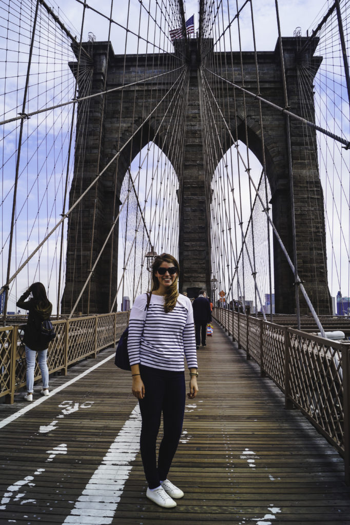 Playing Tourist in New York