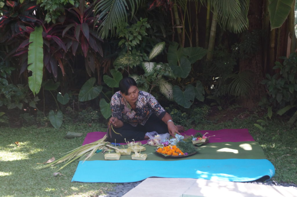 Balinese Culture with Mind Body Soul Surf Bali