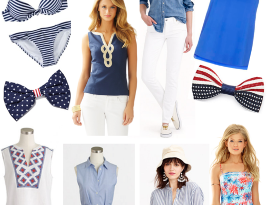Fourth of July Outfit Inspiration