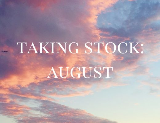 Taking Stock: August