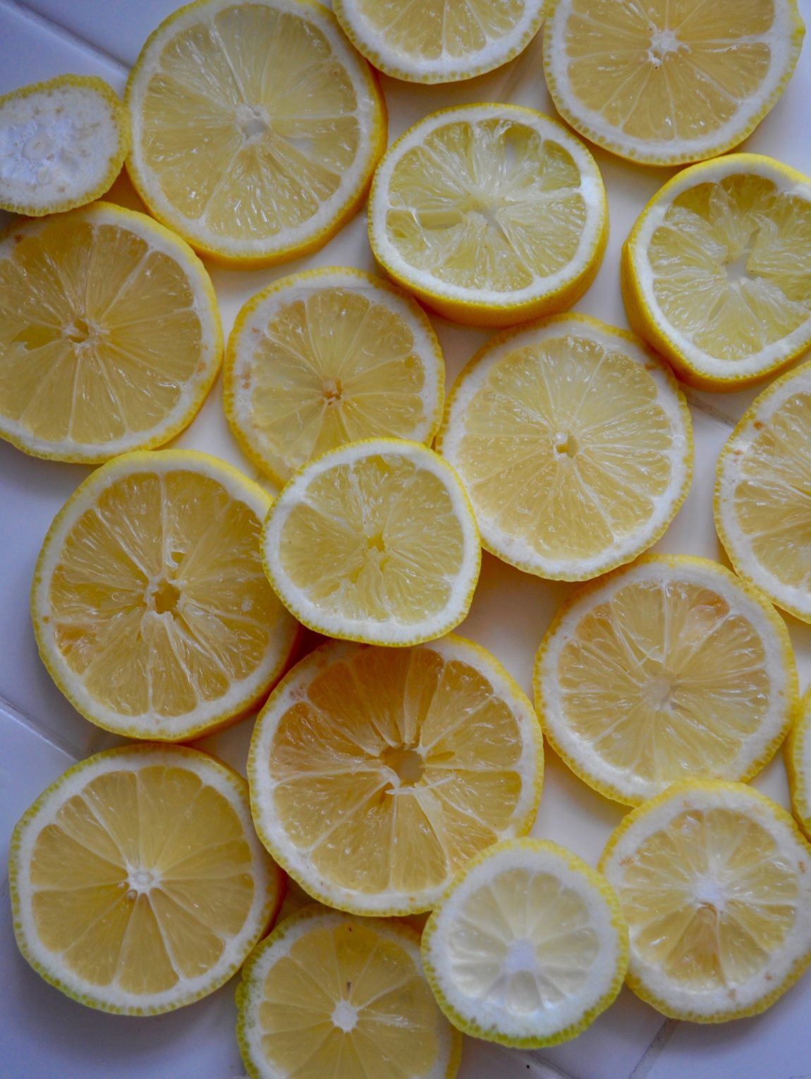 Wellness Wednesday: Love Love Lemon