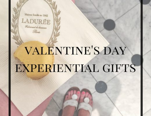 Valentine's Day Experiential Gifts