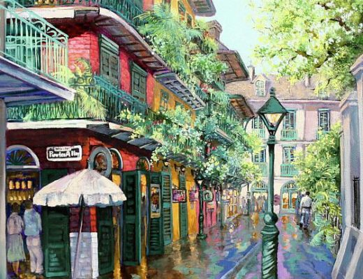 2016 Travel Wish List- New Orleans