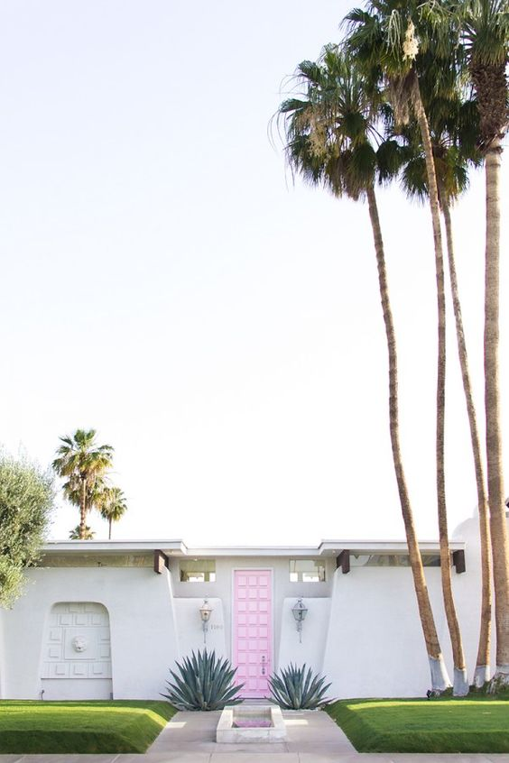2016 Travel Wish List Palm Springs