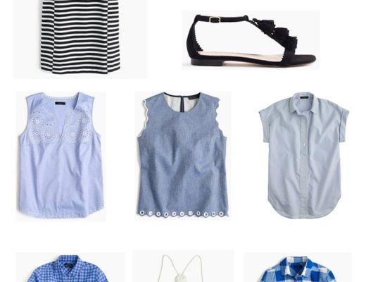 Wednesday Wishlist: J. Crew New Arrivals