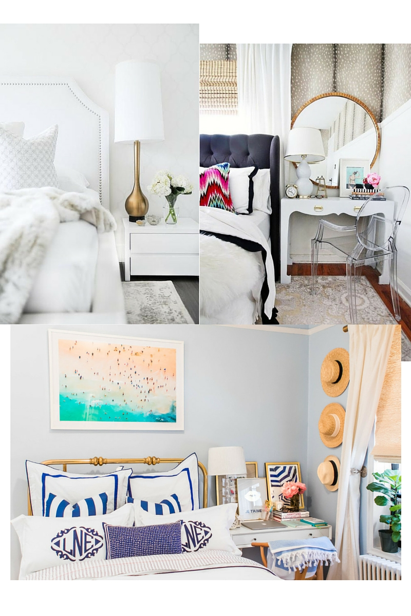 Project Apartment: Bedroom Inspiration