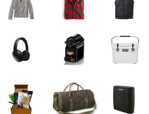 2016 holiday gift guide for him