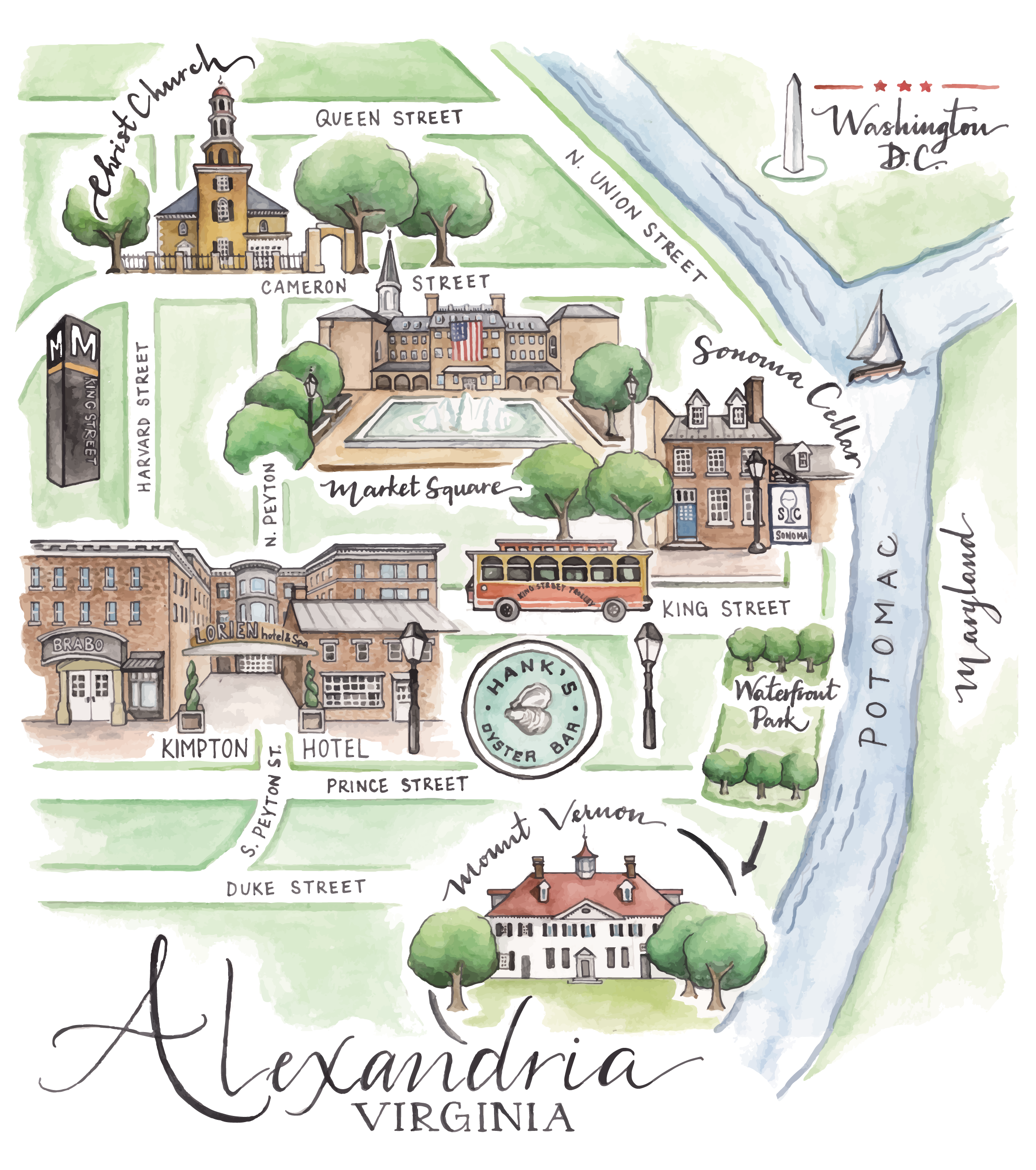 Alexandria VA Travel Guide