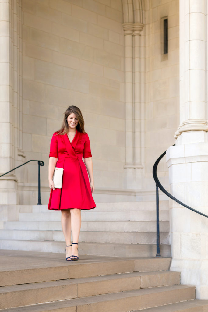 5b12f83ac Holiday Dresses + What to Wear to a Holiday Party - BREE WEST